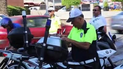 Elektrikli bisikletler denetlendi - HATAY