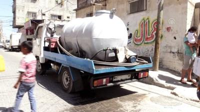 multeci kampi - Gazze Şeridi nüfusunun üçte ikisi mülteci (2) - GAZZE