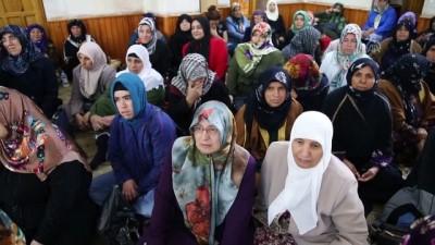 kutsal topraklar - Hacı adaylarına Kabe maketiyle uygulamalı eğitim - ŞANLIURFA
