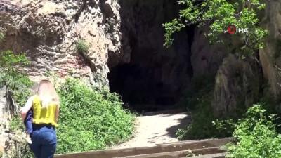 Hazırlanan proje ile artık bu kanyonun ismi değişecek...'Cehennem Deresi Kanyonu' havadan görüntülendi