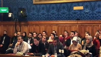 arastirmaci - İngiliz Parlamentosunda Türkiye ve AB'nin mülteci politikaları tartışıldı - LONDRA