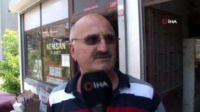 maskeli hirsizlar -  İstanbul'da güpegündüz depo soyan maskeli hırsızlar mahalleli kadına böyle yakalandı