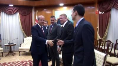 - KKTC  Başbakanı Tatar'dan Kapalı Maraş Açıklaması