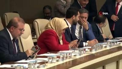 Milli Eğitim, Kültür, Gençlik ve Spor Komisyonu toplandı