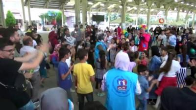 kullar -  Ortadoğu'nun renkleri 'Kardeşlik ve Uyum Festivali'nde buluştu