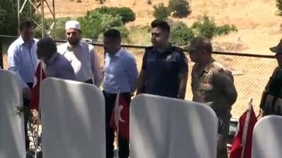 teroristler - Pınarcık katliamı kurbanları anıldı - MARDİN
