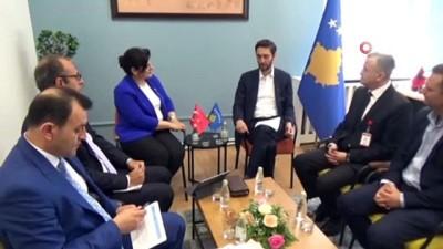 - Türkiye İle Kosova Arasında Sağlıkta Eylem Planı İmzalandı