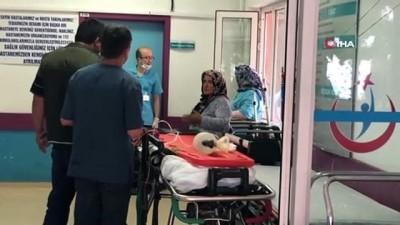 112 acil servis -  Zonguldak'da patpat kazası : 1 ölü,1 yaralı