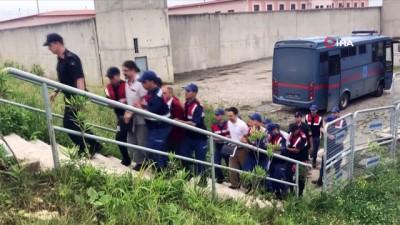 agirlastirilmis muebbet hapis -  35 sanığın yargılandığı 'Donanma Komutanlığı Davası'nda karar duruşması başladı