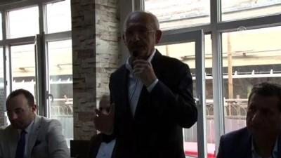 biber gazi - CHP Genel Başkanı Kılıçdaroğlu: En büyük irade milletin iradesidir - İSTANBUL