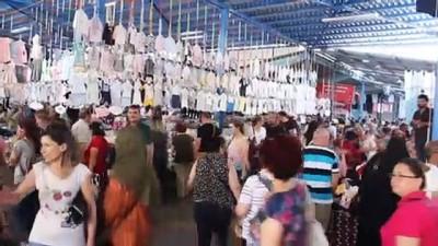 alisveris - Edirne'de alışveriş yoğunluğu