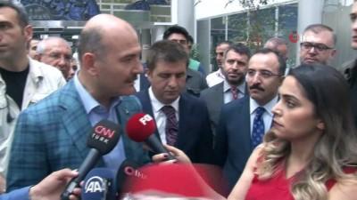 baskan adayi -  İçişleri Bakanı Soylu'dan Küçükkaya ve İmamoğlu'na tepki: 'İki ahlaksız var'