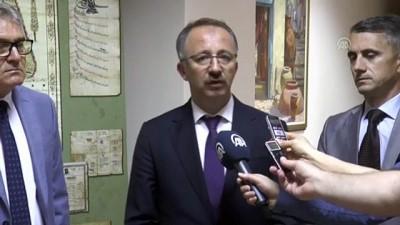 tarihci - Kuzey Makedonya ile devlet arşivleri konusunda iş birliği - ÜSKÜP