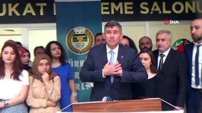 TBB Başkanı Feyzioğlu: 'Yargı reformunu yeşil pasaporta indirenleri kınıyorum. Bu sığlıktır'