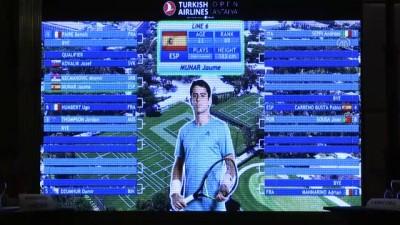 yukselen - Tenis: Turkish Airlines Antalya Open - ANTALYA