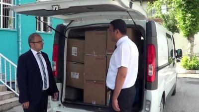 kullar - Turhal'da öğrencilere kıyafet yardımı yapıldı - TOKAT