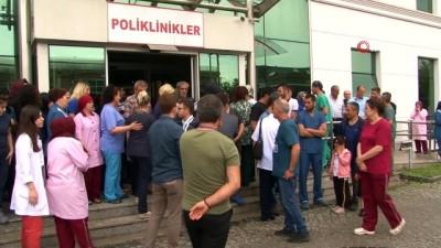 saldiri -  Türk Sağlık Sendikası'ndan hastanedeki bıçaklanmayla ilgili açıklama