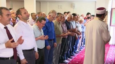 ogretmenlik - Uygur Türkü Nurmuhammed Tohti için gıyabi cenaze namazı - ANKARA