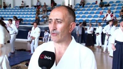 matematik - Aikido semineri ve dan sınavı, İstanbul'da yapıldı