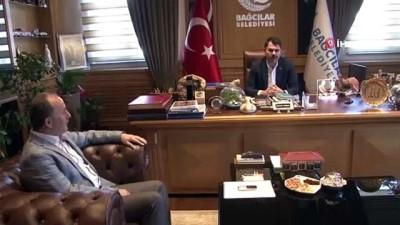 """Bakan Kurum: """"Türkiye'de yeni bir Fikirtepe projesi yaşanmayacak"""""""