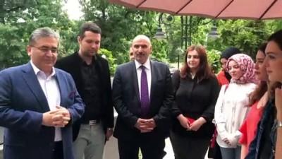 kadin hastaliklari - Bulgaristan'daki Türk öğrenciler Büyükelçi Ulusoy'la görüştü - SOFYA