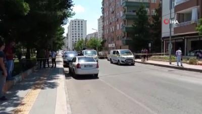 ticari taksi -  Diyarbakır'da parkta oturan 2 kişiye silahlı saldırı: 1'i ağır 2 yaralı