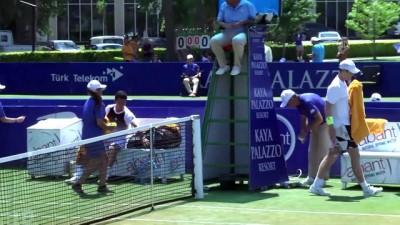 Tenis: Turkish Airlines Antalya Open - ANTALYA