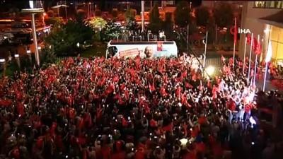 """genel baskan -  CHP Genel Başkanı Kılıçdaroğlu: 'CHP bundan sonra 82 milyonun partisidir"""""""