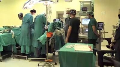 karaciger nakli - Dayısına karaciğeriyle umut oldu - ŞANLIURFA