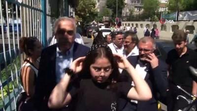 oy kullanimi -  Fatih Belediye Başkanı M. Ergün Turhan oyunu kullandı