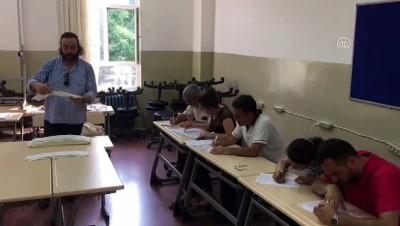 Oy verme işlemi sona erdi (5) - İSTANBUL