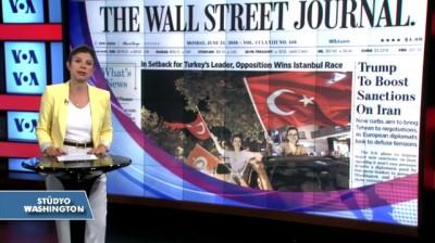 24 Haziran Amerikan Basınından Özetler