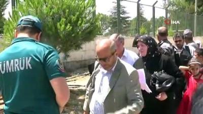 Bayramı ülkelerinde geçiren 6 bin 500 Suriyeli dönüş yaptı