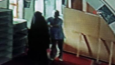 yasli adam -  Camiye gelen genç kıza taciz iddiası