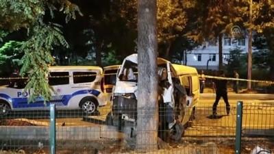 Isparta'da trafik kazası: 1 ölü, 6 yaralı
