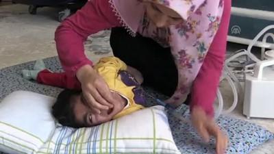 'Kızım artık ağlamasın istiyorum' - MUŞ