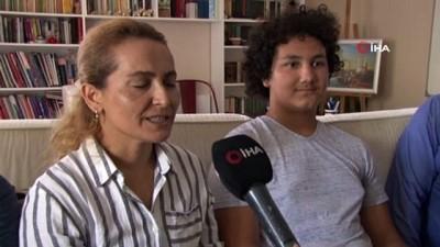 """matematik -  LGS birincilerinden Hamza Furkan Sarıarslan: """"Sınavı başarmam gereken en büyük hedef gibi gördüm"""""""