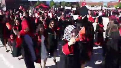 Süleyman Demirel Üniversitesinde mezuniyet heyecanı - ISPARTA