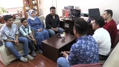 Suriyeli öğrenci LGS'den tam puan aldı - KİLİS
