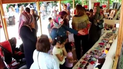 Tunceli'de 'Organik Örgü Bebek' üretimi yaygınlaşmaya başladı