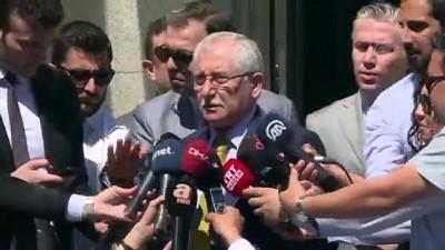 YSK Başkanı Güven: 'Adayların aldığı oylar, Ekrem İmamoğlu 4 milyon 741 bin 868, yüzde 54,21. Binali Yıldırım 3 milyon 935 bin 453, yüzde 44, 99' - ANKARA
