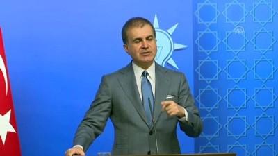 genel baskan - AK Parti Sözcüsü Çelik: 'Revizyon meselesi sayın genel başkanımızın takdirindedir' - ANKARA