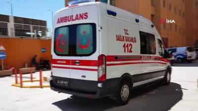 agir yarali -  Erzincan'da cinayet...Tartıştığı kayınvalidesini bıçaklayarak öldürdü