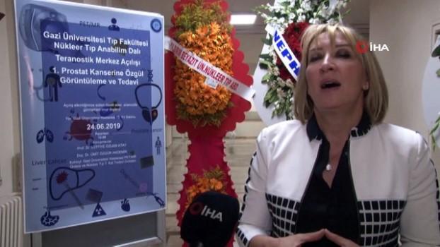 cekim -  Gazi Üniversitesi Tıp Fakültesi Nükleer Tıp Anabilim Dalı Teranostik Merkezi açıldı