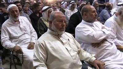 Gazze'de Bahreyn Çalıştayı'na karşı ulusal konferans - GAZZE