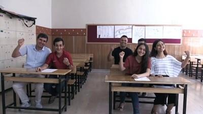 LGS sınavından tam puan alan Adıyamanlı öğrenciler gurur kaynağı oldu