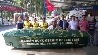 cansiz manken -  Mersin'de afet personeline cenaze nakli ve defin eğitimi
