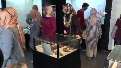 Öğretmenler müzede