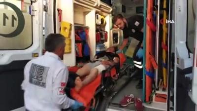 saldiri -  Samsun'da parkta silahlı saldırı: 1 yaralı
