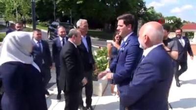 """- Sanayi ve Teknoloji Bakanı Varank, Macaristan'da - """"Türkiye ve Macaristan'ın tarihi çok eskilere dayanıyor"""""""